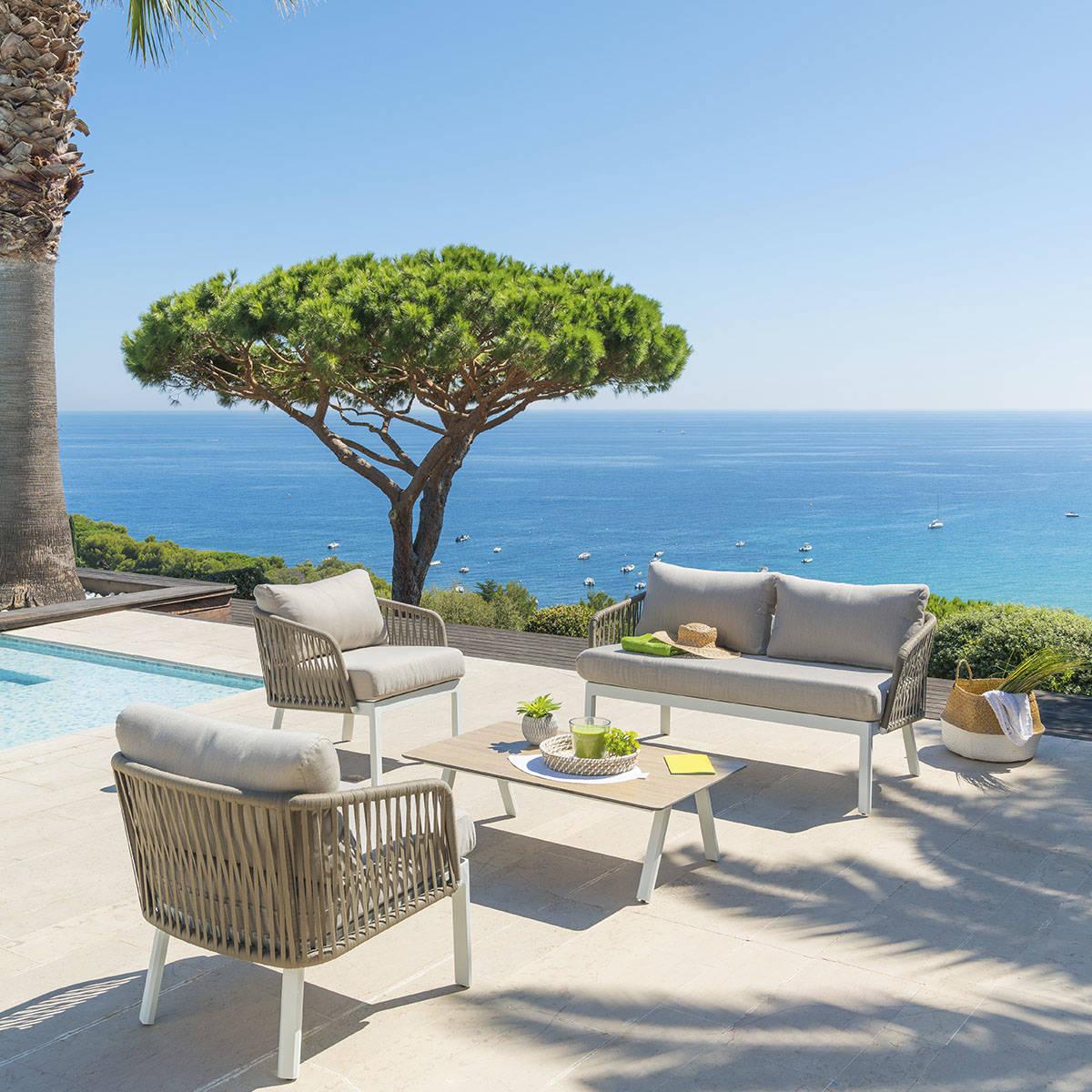 Stunning Salon De Jardin V I P Collection By Hesperide Ideas ...