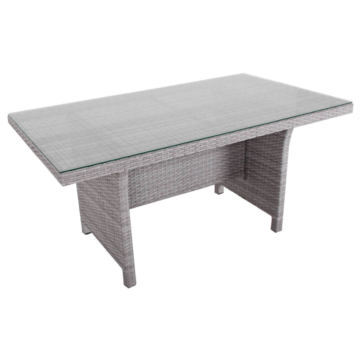 D coration table en verre incontournable salon nimes for Ikea table basse en verre