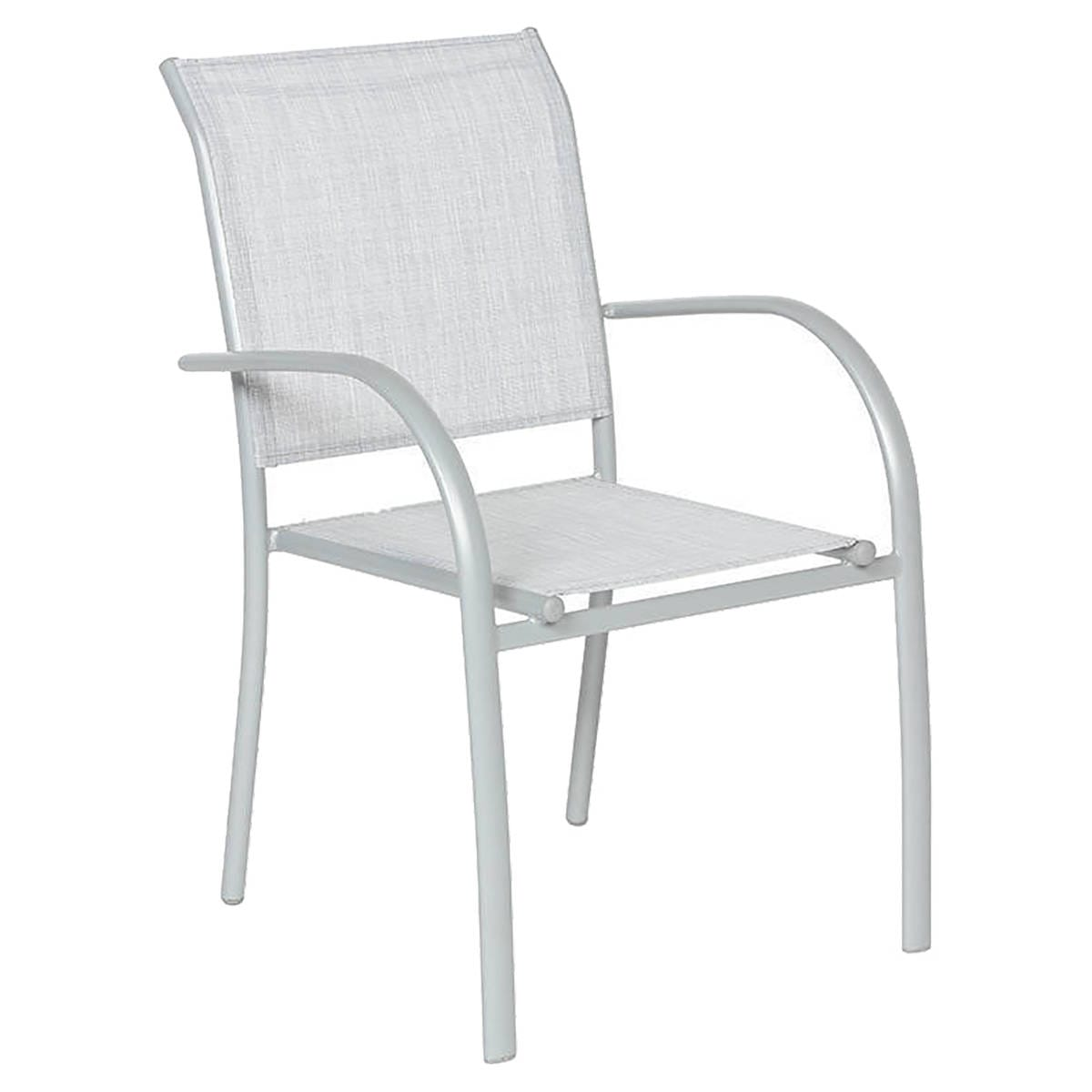 Fauteuil piazza galet chin hesp ride 1 place - Chaise de jardin solide ...