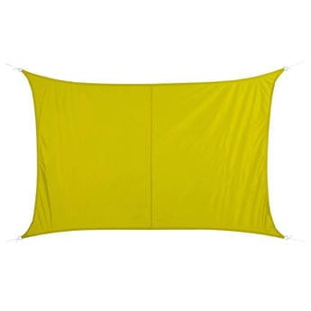 Voile d 39 ombrage rectangulaire curacao granny hesp ride 2 x 3 m for Table extensible axiome